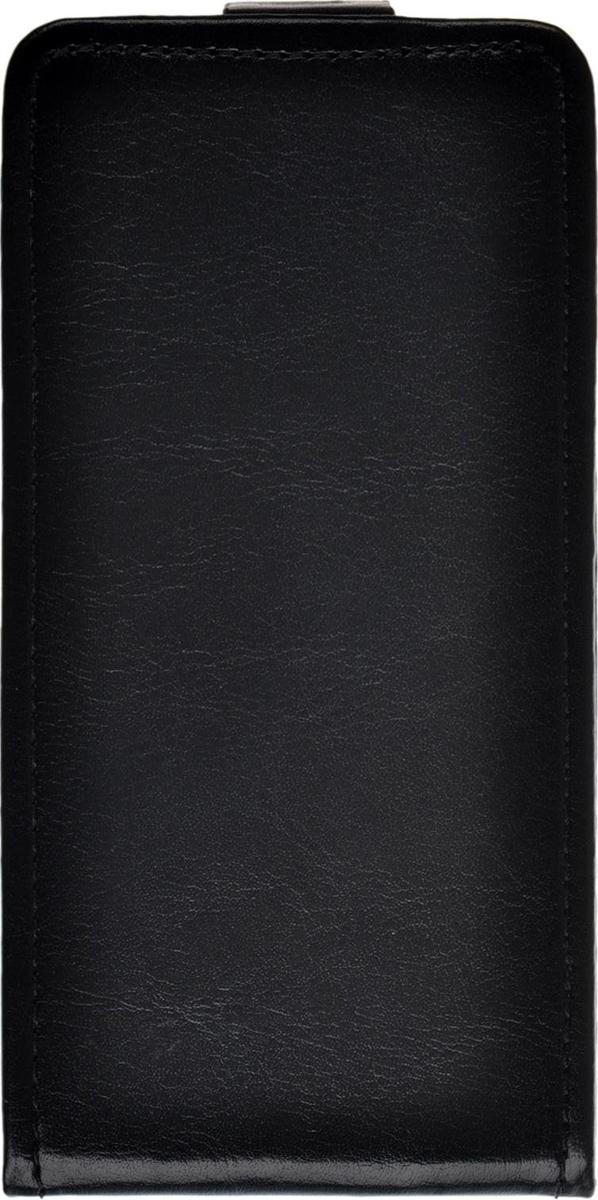 цена на Skinbox Flip Case чехол для ZTE Blade Q Lux, Black