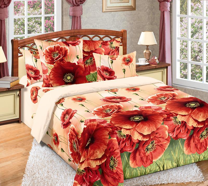 """Великолепное постельное белье Текс-Дизайн   """"Кармен 1"""" выполнено из высококачественной бязи  (100% хлопок) и украшено изящным цветочным   рисунком. Комплект состоит из двух пододеяльников,   простыни и двух наволочек.  Для производства постельного белья Текс-Дизайн используются экологичные ткани высочайшего качества.   Бязь - хлопчатобумажная плотная ткань полотняного переплетения. Отличается прочностью и стойкостью к многочисленным стиркам. Бязь   считается одной из наиболее подходящих тканей, для производства постельного белья и пользуется в России большим спросом.      Советы по выбору постельного белья от блогера Ирины Соковых. Статья OZON Гид"""