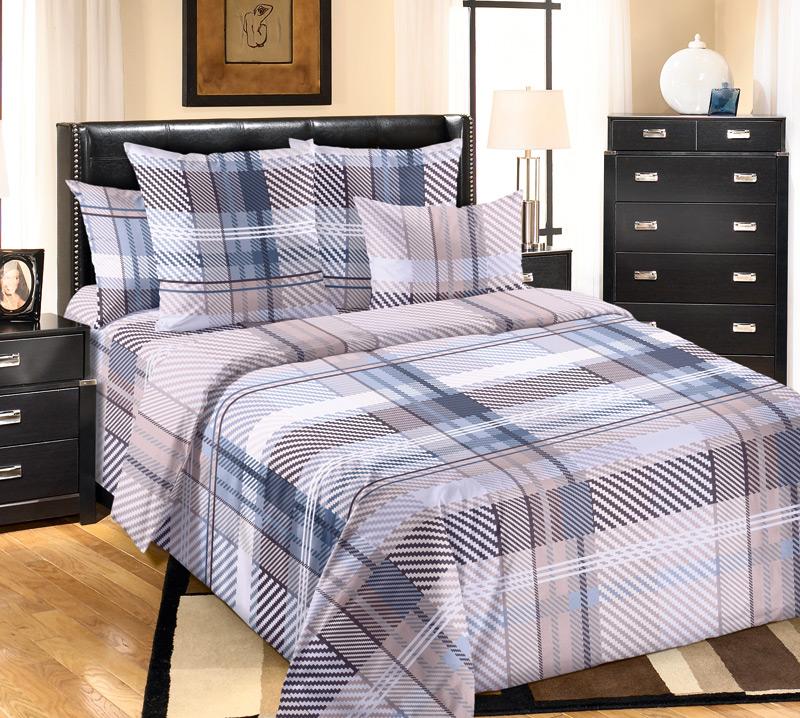 Комплект белья Текс-Дизайн Аристократ 1, семейный, наволочки 70х70, цвет: синий, серый6200ПВеликолепное постельное белье Текс-Дизайн Аристократ 1 выполнено из высококачественного перкаля (100% хлопок) и имеет оригинальный дизайн. Комплект состоит из двух пододеяльников, простыни и двух наволочек. Перкаль - это тонкая и легкая хлопчатобумажная ткань высокой плотности полотняного переплетения, сотканная из пряжи высоких номеров. При изготовлении перкаля используются длинноволокнистые сорта хлопка, что обеспечивает высокие потребительские свойства материала. Несмотря на свою утонченность, перкаль очень практичен - это одна из самых износостойких тканей для постельного белья.