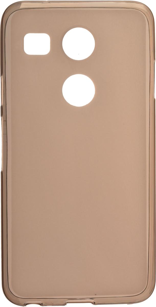 Skinbox Silicone чехол для LG Nexus 5X, Brown2000000081915Чехол-накладка Skinbox Silicone для LG Nexus 5X обеспечивает надежную защиту корпуса смартфона от механических повреждений и надолго сохраняет его привлекательный внешний вид. Накладка выполнена из высококачественного силикона, плотно прилегает и не скользит в руках. Чехол также обеспечивает свободный доступ ко всем разъемам и клавишам устройства.