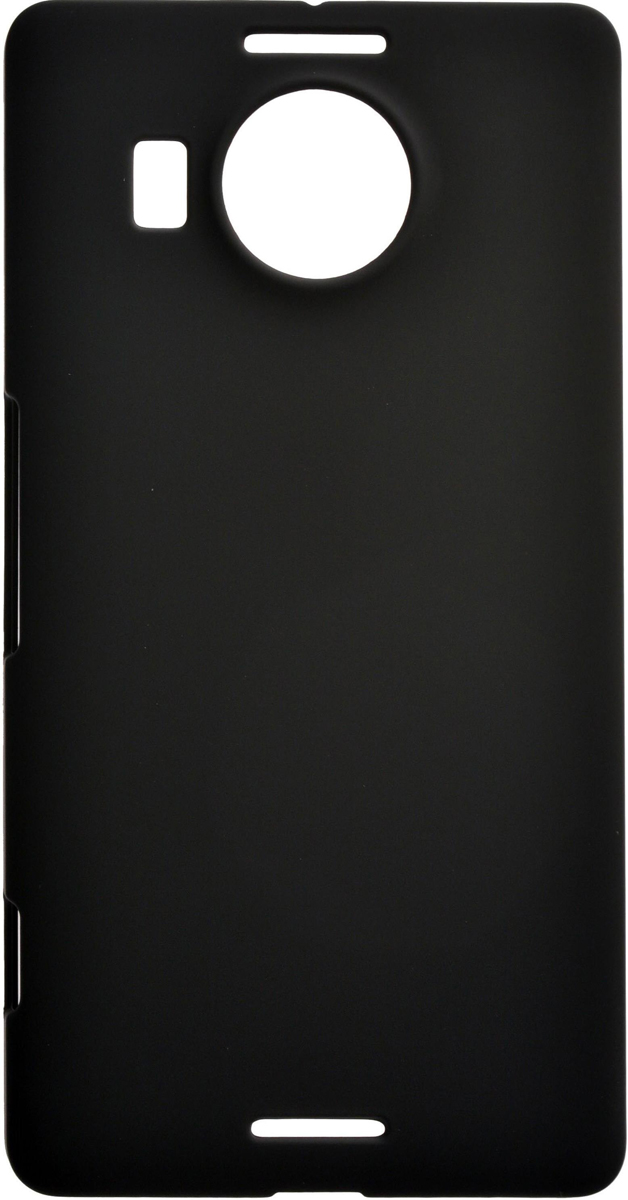 Skinbox 4People чехол для Microsoft Lumia 950 XL, Black skinbox shield 4people чехол для microsoft lumia 535 white