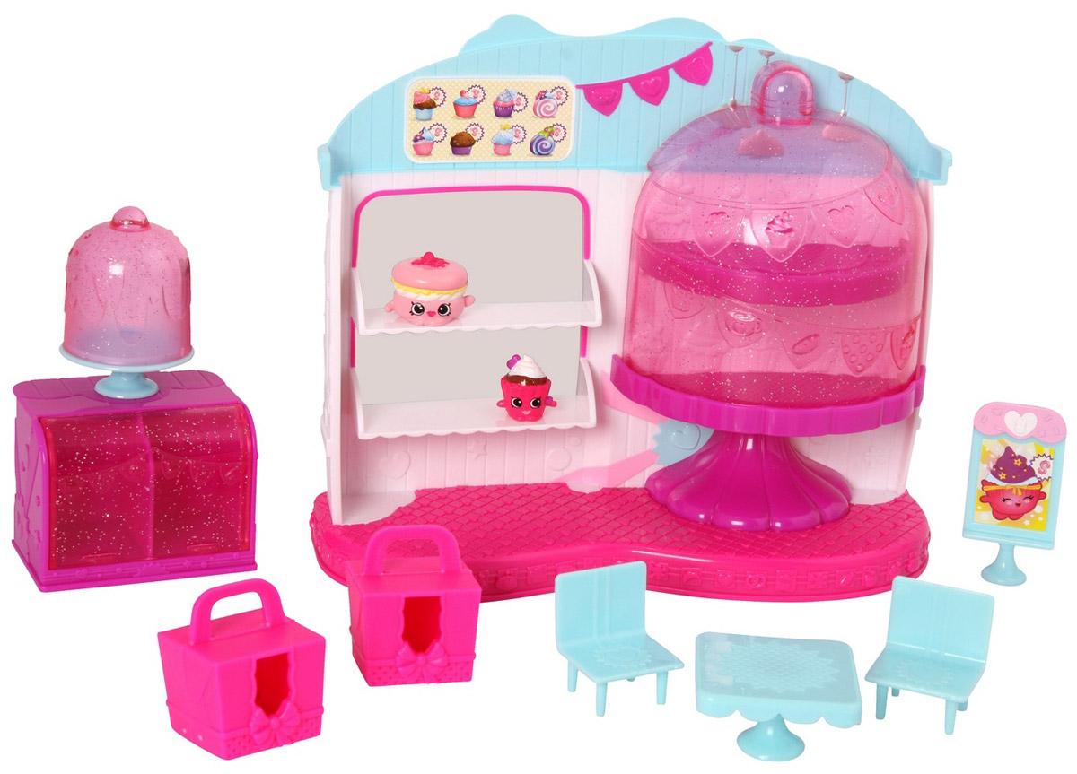 Shopkins Игровой набор Кафе Королева кексов игровые наборы shopkins игровой набор веселая кухня