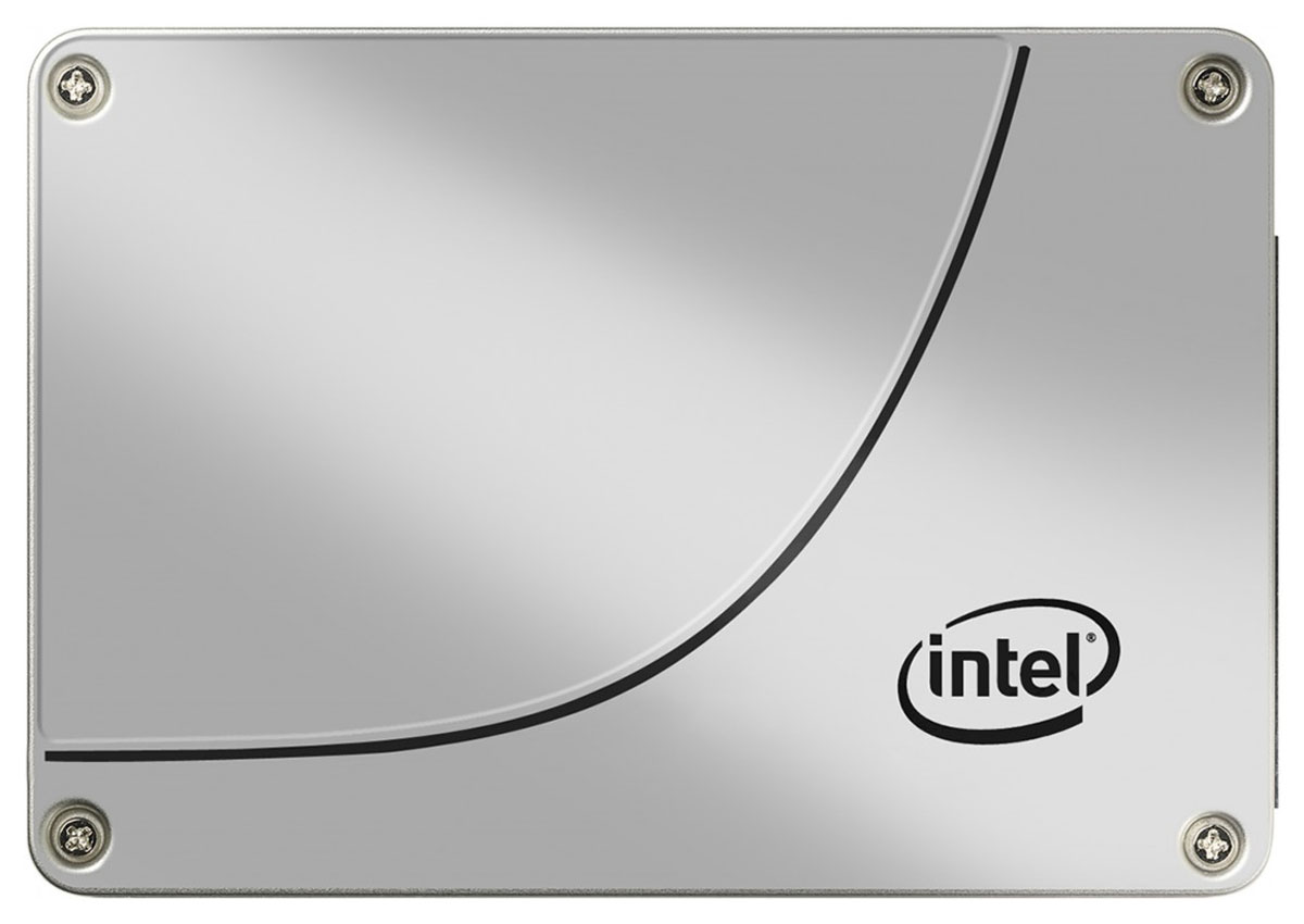 Intel S3710 Series Brown Box 200GB SSD-накопитель