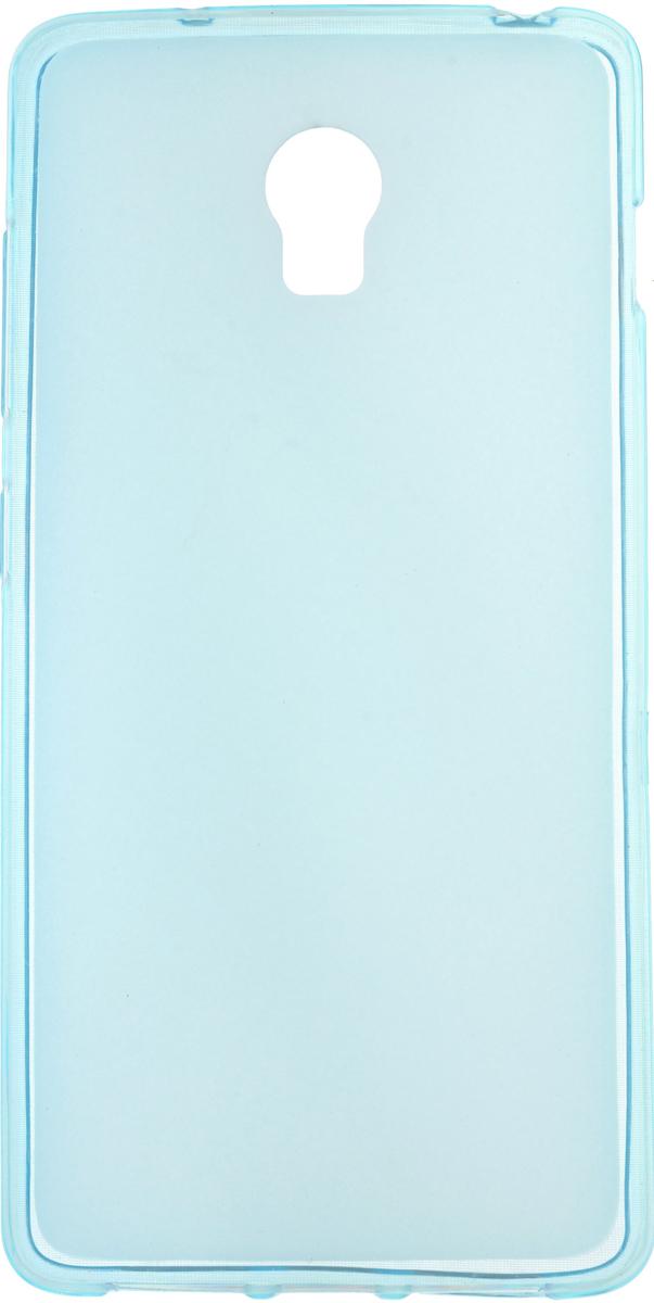 Skinbox Silicone чехол для Lenovo Vibe P1, Blue чехол флип skinbox lenovo vibe z2 pro