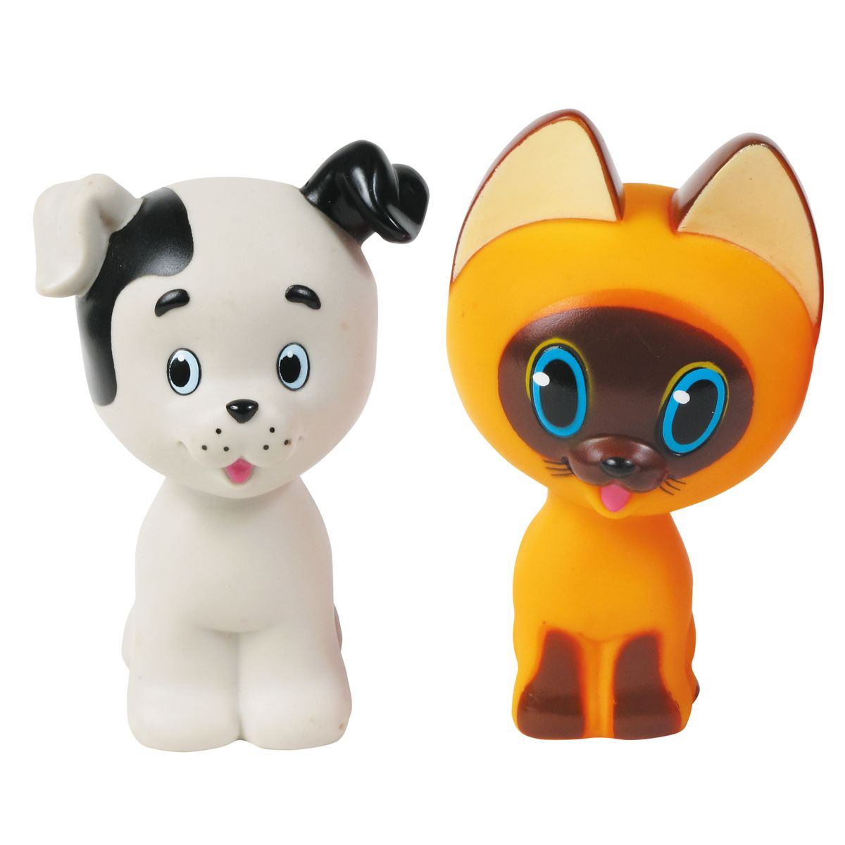 Играем вместе Набор для купания Котенок Гав и Шенок котенок по имени гав г остер