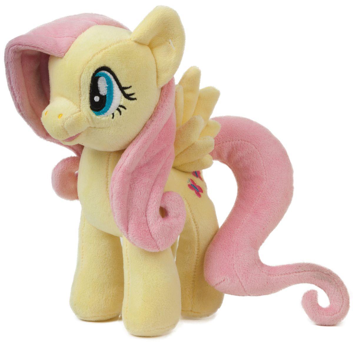 Мульти-Пульти Мягкая игрушка Пони Флаттершай 23 см игрушка пони фото
