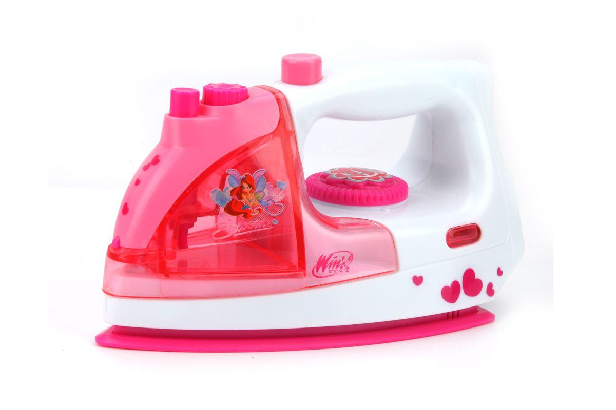 Играем вместе Утюг Winx игровая техника играем вместе посудомоечная машина winx