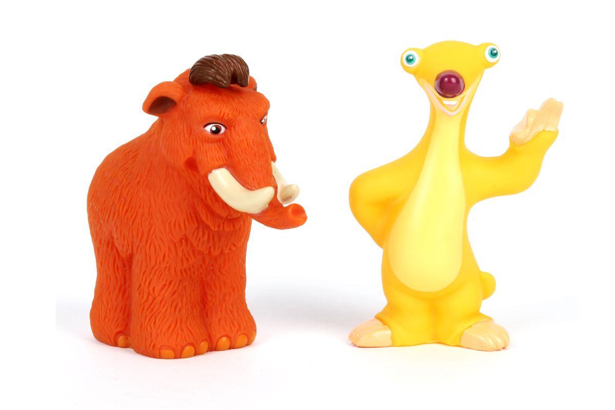 Играем вместе Набор для купания Ледниковый период игрушки для ванны играем вместе заводная игрушка для купания лягушонок