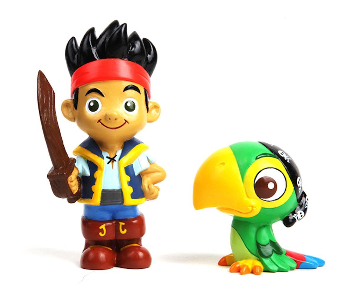Играем вместе Набор для купания Джейк и Скалли игрушки для ванной играем вместе игрушка пвх играем вместе кораблик