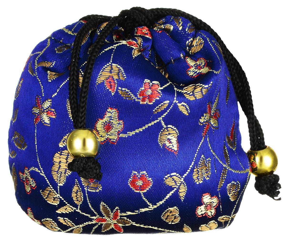 Masura Шелковый мешочек Ацуи для горячего и холодного массажа, цвет: синий804-1Шелковый мешочек Masura Ацуи применяется для холодного и горячего массажа рук и ароматерапии при проведении процедуры Японский маникюр. Изделие, оформленное цветочной вышивкой, затягивается на кулиску с декоративными бусинами. Наполнен мешочек морской солью, сухоцветами и аромамаслами.Материал мешочка:текстиль, пластик.Размер наполненного мешочка: 6,5 см х 6,5 см х 5 см.Товар сертифицирован.Как ухаживать за ногтями: советы эксперта. Статья OZON Гид