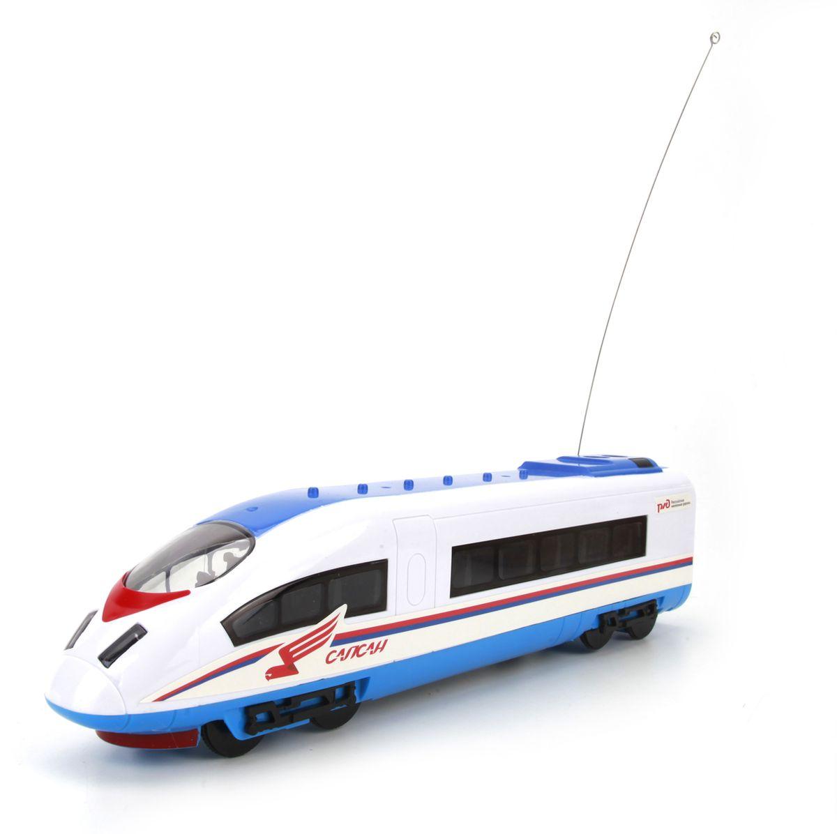 Играем вместе Поезд на радиоуправлении Сапсан - Радиоуправляемые игрушки