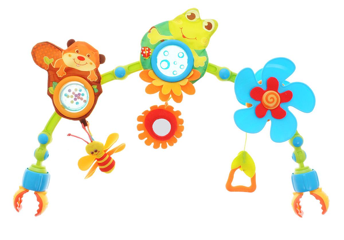 Tiny Love Развивающая дуга Лесное озеро - Игрушки для малышей