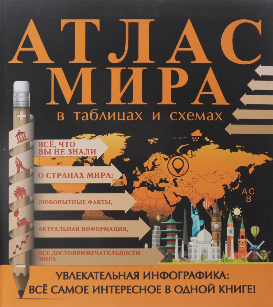 Атлас мира в таблицах и схемах. Д. С. Смирнов