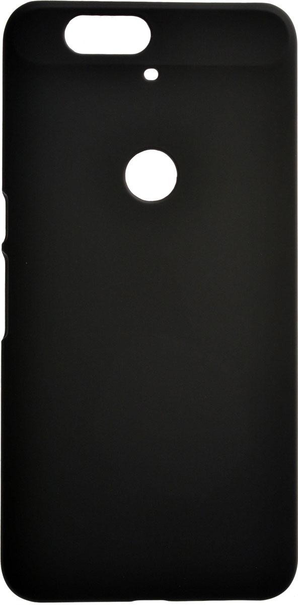 Skinbox 4People чехол для Huawei Nexus 6P, Black2000000084343Чехол-накладка Skinbox 4People для Huawei Nexus 6P бережно и надежно защитит ваш смартфон от пыли, грязи, царапин и других повреждений. Выполнена из высококачественного поликарбоната, плотно прилегает и не скользит в руках. Чехол-накладка оставляет свободным доступ ко всем разъемам и кнопкам устройства.