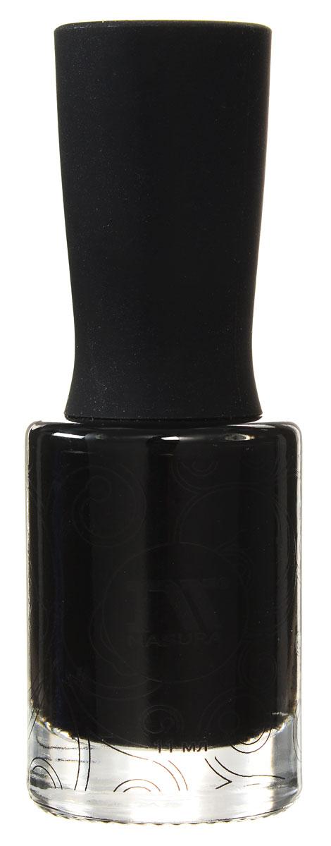 Masura База Обсидиан (черная), 11 мл904-107Черная эмалевая база.Как ухаживать за ногтями: советы эксперта. Статья OZON Гид