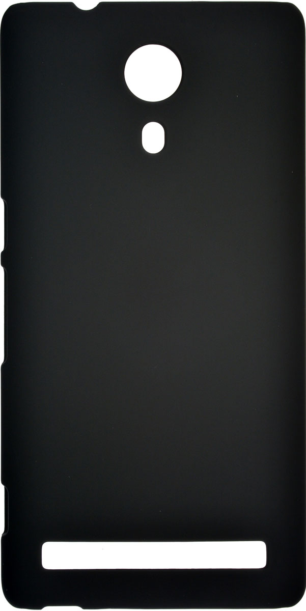 Skinbox 4People чехол для ZTE Nubia Z7, Black2000000085159Чехол-накладка Skinbox 4People для ZTE Nubia Z7 бережно и надежно защитит ваш смартфон от пыли, грязи, царапин и других повреждений. Выполнена из высококачественного поликарбоната, плотно прилегает и не скользит в руках. Чехол-накладка оставляет свободным доступ ко всем разъемам и кнопкам устройства.
