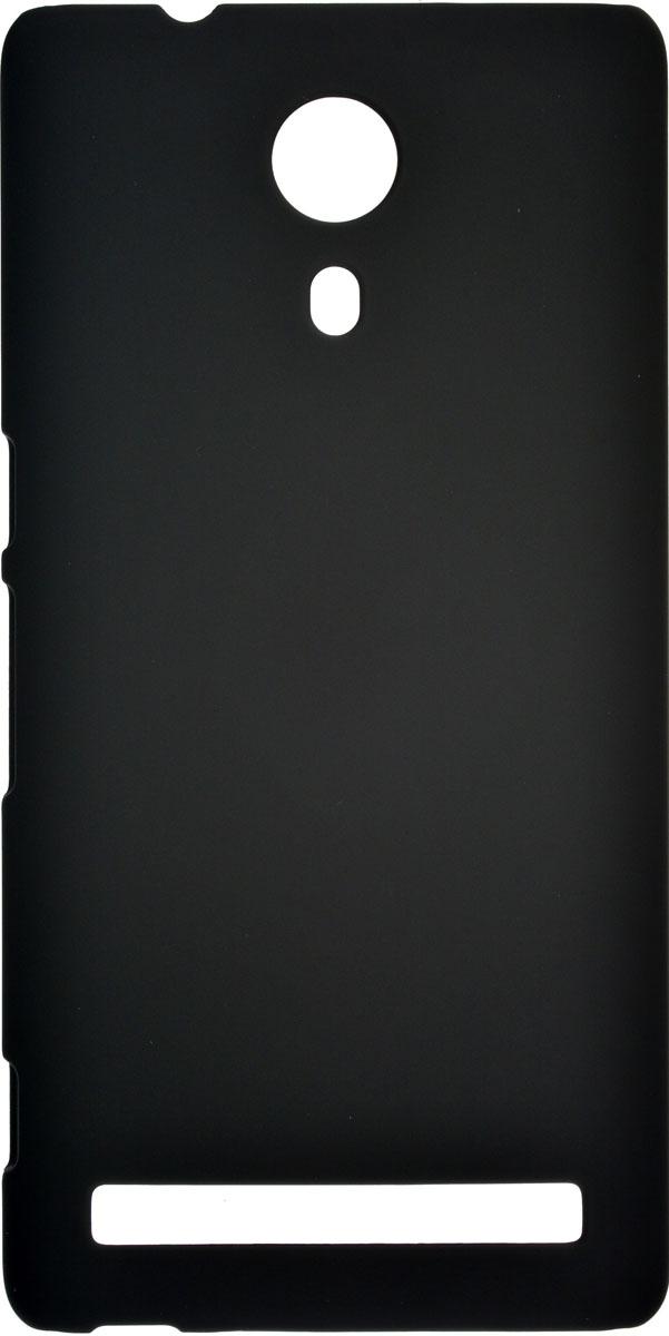 Skinbox 4People чехол для ZTE Nubia Z7, Black чехол флип skinbox zte blade a465