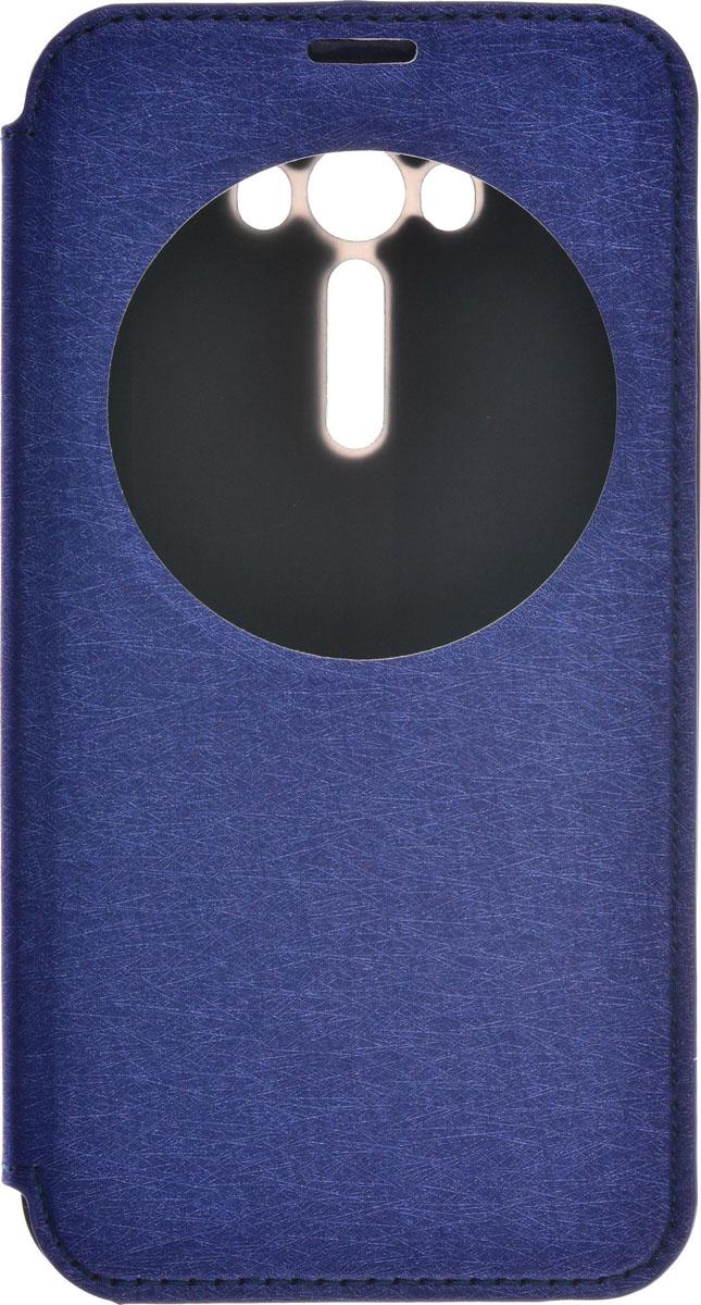 Skinbox MS AW чехол для Asus Zenfone Laser 2 ZE550KL, Blue