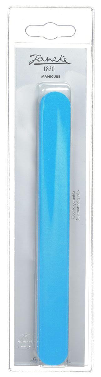 Janeke Пилка для ногтей, цвет: голубой, белый, 2 шт. MP136566502Маникюрная пилка для ногтей от Janeke изготовлена из стали Solingen, для придания формы и выравнивания ногтей. Высококачественное покрытие пилки обеспечивает идеальную обработку ногтя и долгий срок службы.Товар сертифицирован.
