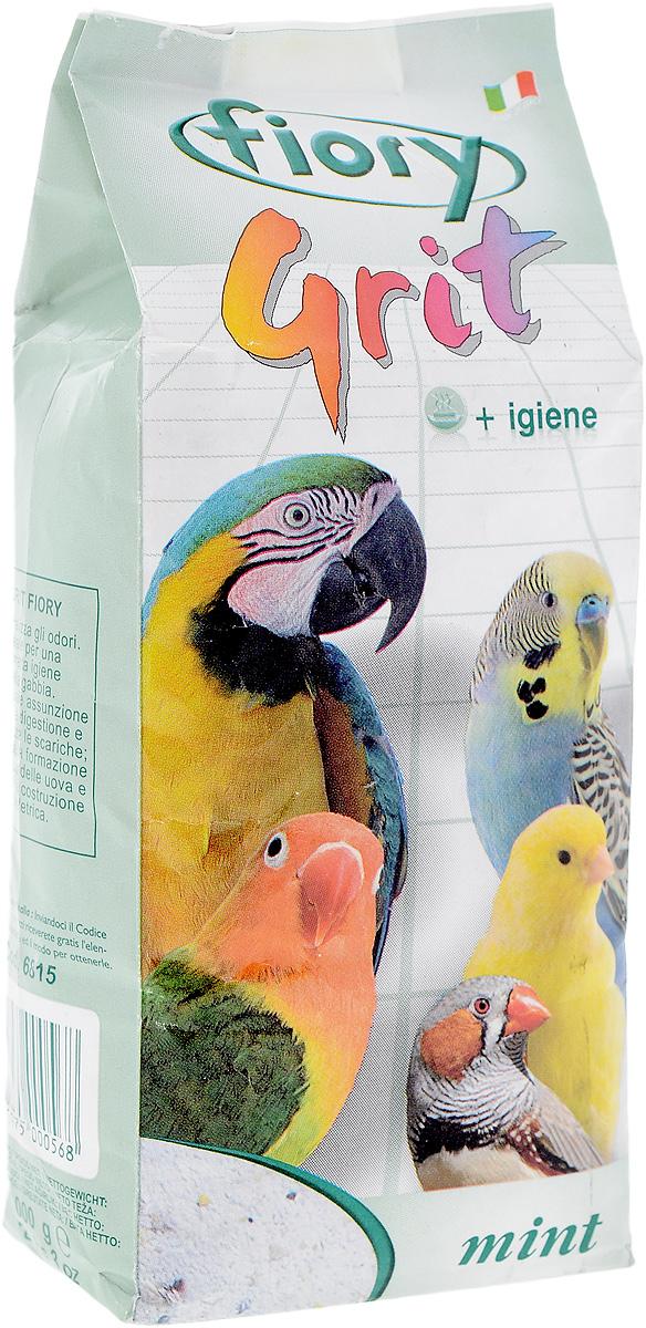 "Песок для птиц Fiory ""Grit Mint"", с мятой, 1 кг"