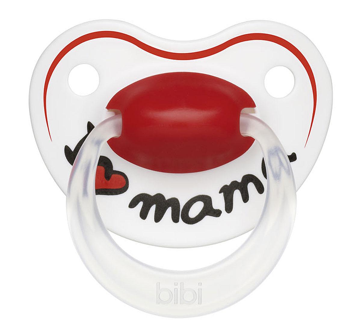 Bibi Пустышка силиконовая Premium Dental Happiness Mama от 6 до 16 месяцев happiness basics толстовка