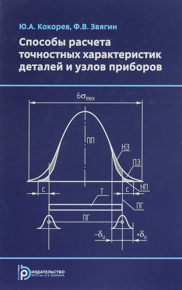 Ю. А. Кокорев, Ф. В. Звягин Способы расчета точностных характеристик деталей и узлов приборов