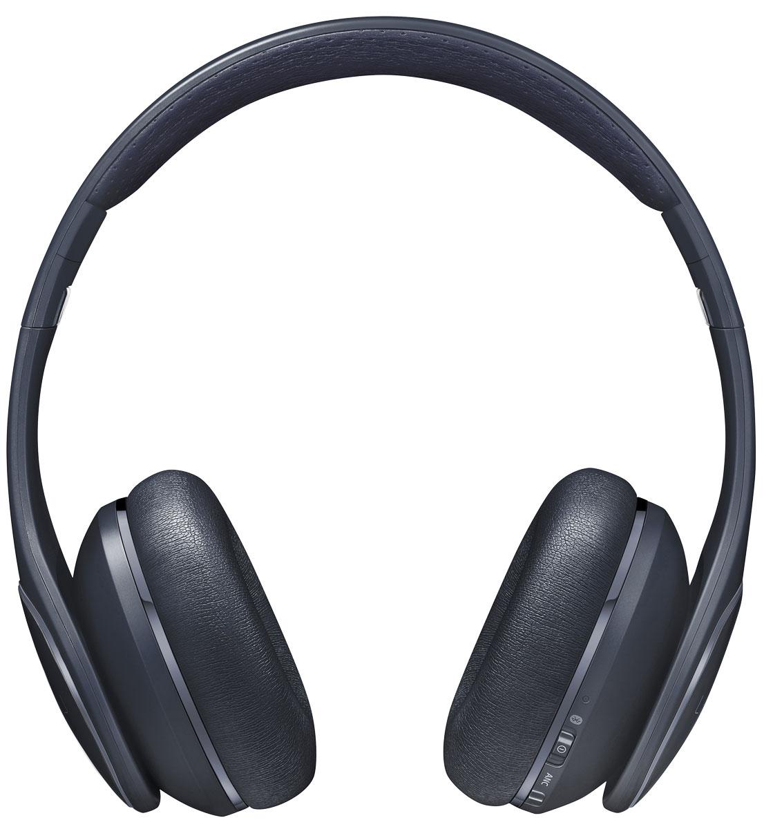 Samsung EO-PN900B Level On, Black Blue беспроводные наушникиEO-PN900BBEGRUЖизнь в современном мегаполисе течет быстро и не дает времени остановиться и отдохнуть. Поэтому, всегда приятно насладиться в дороге любимой музыкой в хорошем качестве или новинками мира кино. Именно в этом Вам поможет беспроводная Bluetooth-гарнитура Samsung EO-PN900Гарнитура снабжена высококачественными 40 мм динамиками, которые прекрасно справляются с воспроизведением музыки даже в самом высоком качестве, а встроенные кнопки управления и микрофон позволят Вам даже не вынимать телефон из сумки или кармана для переключения песен, управления громкостью или принятия звонков. Bluetooth версии 3.0 обеспечивает прекрасное качество соединения и скорость передачи данных, что позволяет добиться великолепного качества звукаВеликолепный стильный дизайн Samsung EO-PN900 не только прекрасно выглядит, но и, благодаря использованию самых качественных материалов, очень надежен и прочен. Приятные мягкие амбушюры и оголовье не сильно давят на уши и обеспечивают отличный уровень комфорта