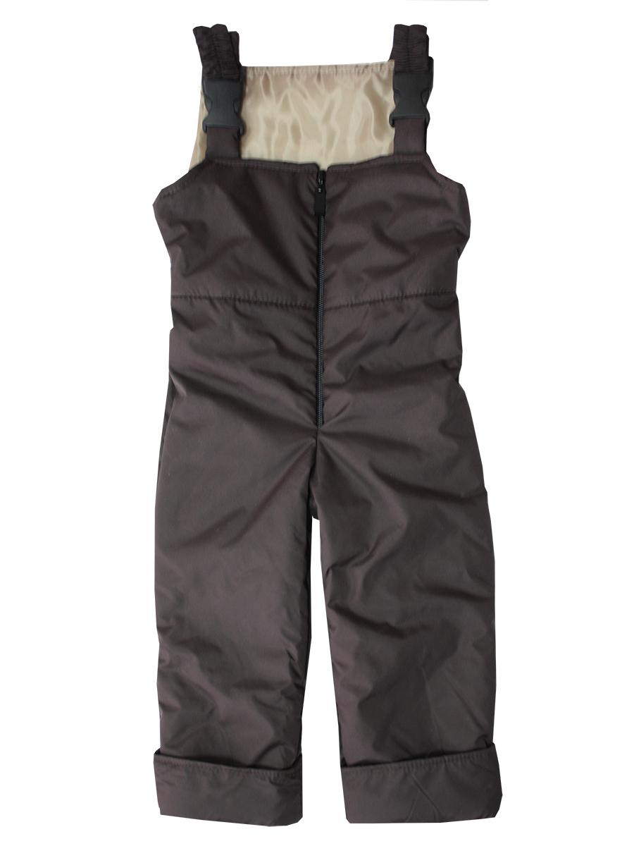 Полукомбинезон для мальчика КотМарКот, цвет: коричневый. 22962. Размер 92, 2 года