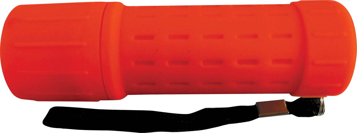 Фонарик светодиодный Zipower, цвет: красныйPM 4258_красныйСветодиодный фонарик Zipower отличается экономным расходом питания и высокой надежностью. Обладает оптимальным световым потоком и фокусировкой. Светодиод обеспечивает длительный срок службы. Идеален для использования дома, в дороге, на даче, в походных условиях. Текстильный шнурок обеспечивает удобную переноску.Питается от 3 батареек типа ААА (входят в комплект).Размер фонарика: 9,5 х 2,9 х 2,9 см.Количество светодиодов: 9.
