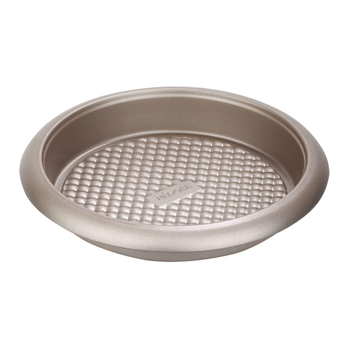 Форма для выпечки Nadoba, круглая, антипригарная форма nadoba для 6 маффинов стальная антипригарная