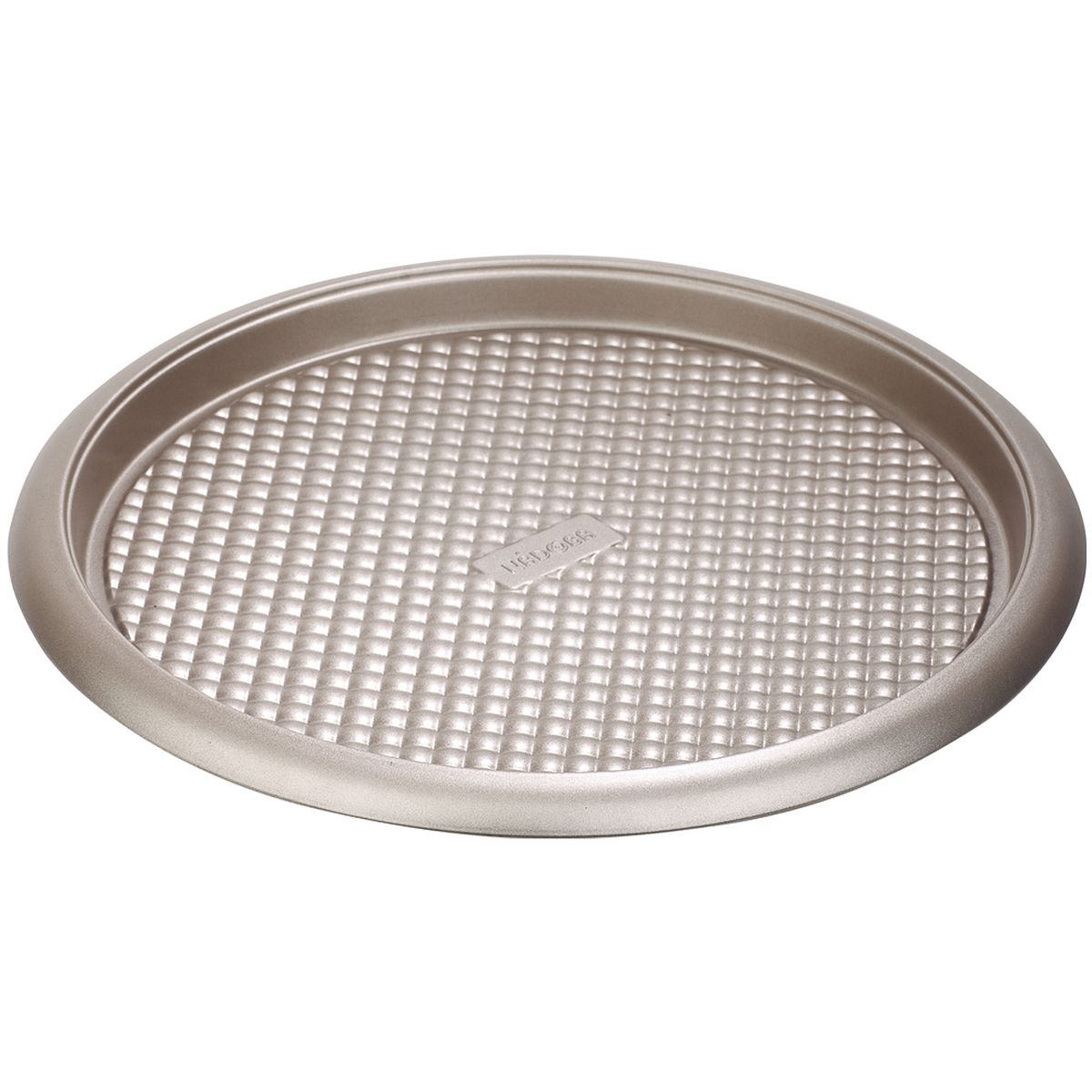 Форма для выпечки Nadoba Rada, с антипригарным покрытием, диаметр 34 см761018Форма Nadoba Rada изготовлена извысококачественной углеродистой стали сантипригарным покрытием Quantum и рельефным дном,что обеспечивает равномерное распределение тепла ипредотвращение прилипания к стенкам посуды. Форма Nadoba Rada идеально подходит для выпечки пирогов и пиццы.Подходит для использования в духовом шкафу.Рабочая температура: до +230°С. Диаметр формы: 34 см. Высота формы: 2,5 см.