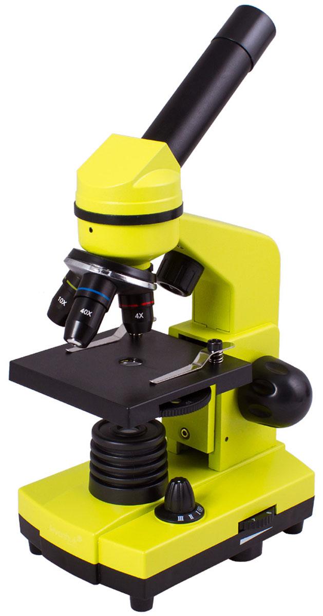 Levenhuk Rainbow 2L, Lime микроскоп