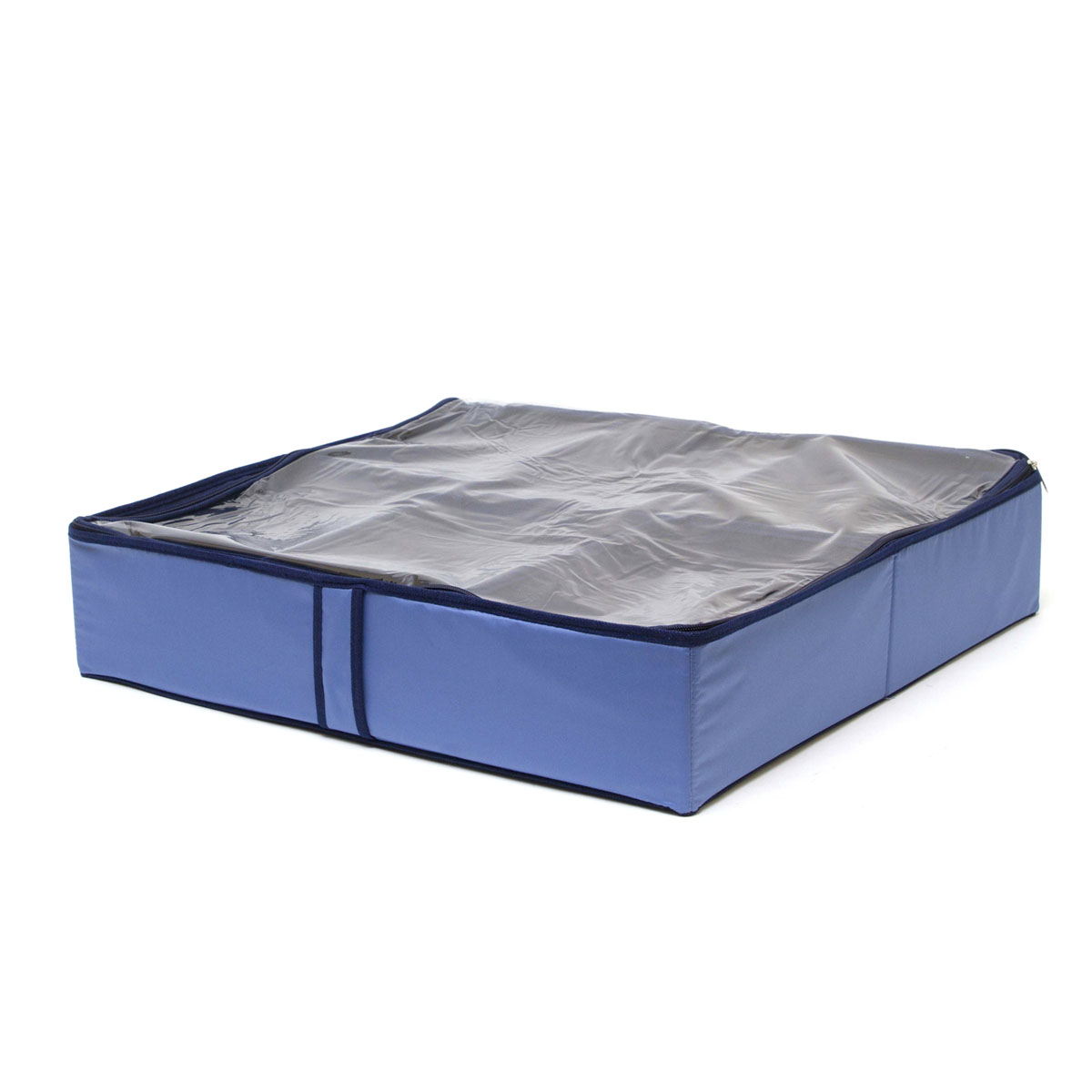Органайзер для хранения обуви Homsu Bluе Sky, 6 секций, 56 х 52 х 12 смHOM-59Компактный складной органайзер Homsu Pletenka изготовлен из высококачественного полиэстера, который обеспечивает естественную вентиляцию. Материал позволяет воздуху свободно проникать внутрь, но не пропускает пыль. Органайзер отлично держит форму, благодаря вставкам из плотного картона. Изделие имеет 6 секций для хранения обуви.Такой органайзер позволит вам хранить вещи компактно и удобно. Размер секции: 20 х 32 см.