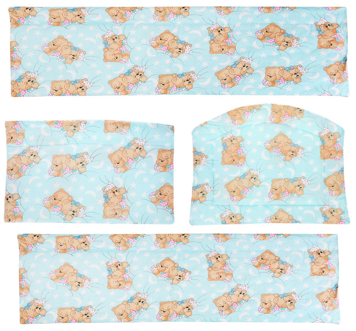 Фея Борт комбинированный Спящие мишки - Детская комната