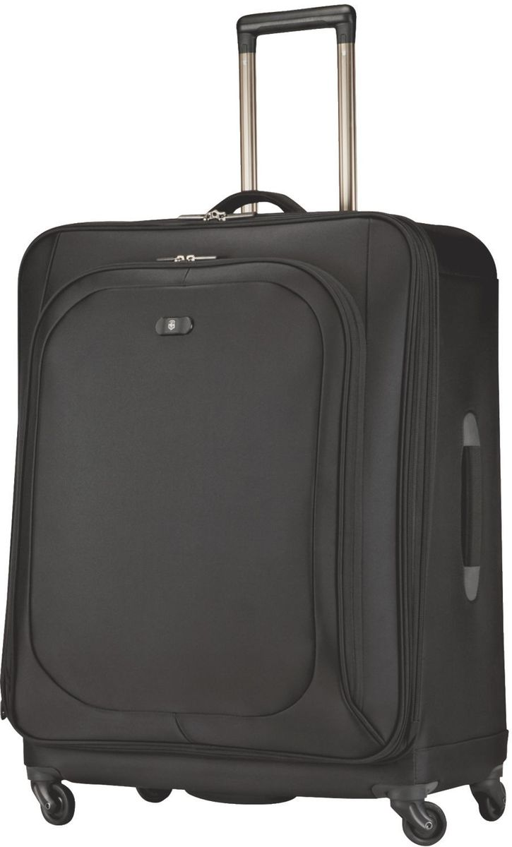 Чемодан Victorinox Hybri-Lite, цвет: черный. 31317301 чемодан samsonite чемодан 55 см lite biz