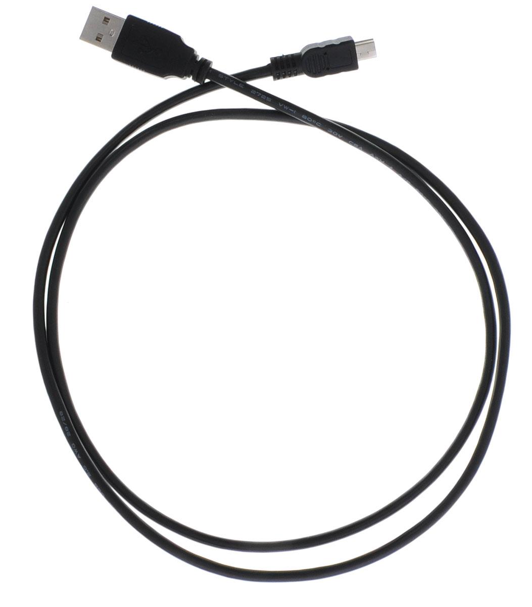 Greenconnect Premium GCR-UM2M5P-BB2S, Black кабель miniUSB-USB 1 мGCR-UM2M5P-BB2S-1.0mКабель Greenconnect Premium GCR-UM2M5P-BB2S позволяет подключать мобильные устройства, которые имеют разъем miniUSB к USB разъему компьютера. Подходит для повседневных задач, таких как синхронизация данных и передача файлов. Экранирование кабеля позволит защитить сигнал при передаче от влияния внешних полей, способных создать помехи.Пропускная способность интерфейса: USB 2.0 до 480 Мбит/сДиаметр проводника питания: 5V: 28 AWGДиаметр проводника передачи данных: 28 AWGТип оболочки: PVC (ПВХ)