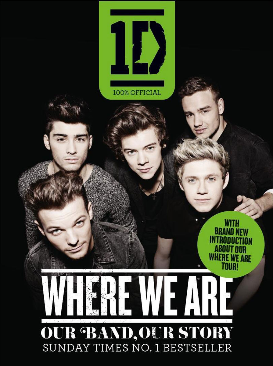 One Direction: Where We Are (100% Official): Our Band, Our Story сигнализатор поклевки hoxwell new direction k9 r9 5 1