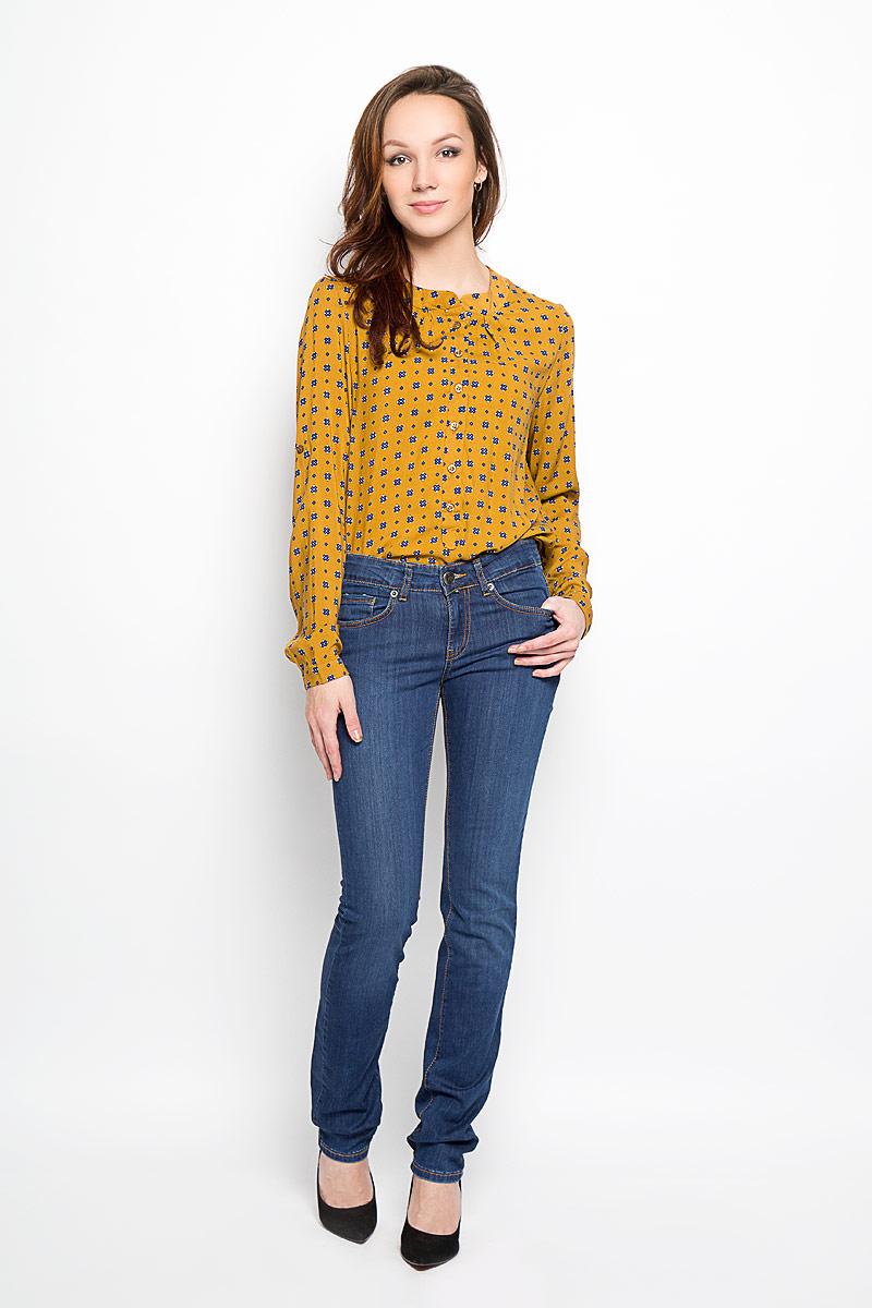 Джинсы женские F5, цвет: синий. 160140_ 19202, Blue denim Xot str., w.medium. Размер 34-34 (50/52-34) джинсы женские f5 цвет синий 19202 размер 31 34 46 48 34