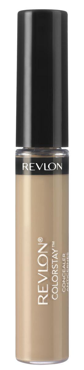Revlon Консилер для Лица Colorstay Concealer Fair 01 6,2 мл7210617001Ревлон представляет Revlon ColorStay Concealer, консилер с уникальной технологией, благодаря которой он держится на коже весь день! Идеально маскирует темные круги под глазами и другие несовершенства, поддерживая PH - баланс кожи в течение всего дня. Его легкая формула не сушит и не делает кожу жирной: ваш секрет ровной и гладкой кожи в течение всего дня.Точечными движениями нанести небольшое количество корректора и растушевать. Может использоваться отдельно, а также наноситься под или на тональный крем.