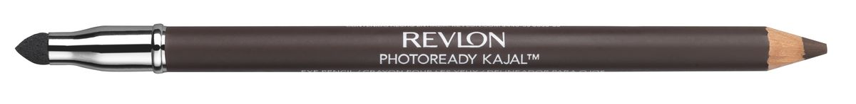 Revlon Карандаш для Глаз Photoready Kajal Eye Pencil Matte espresso 305 5 г7210679005Revlon PhotoReady Kajal™ Matte Eye Pencil содержит мягкий воск и матовый эффект, который можно наносить на нижнее и верхнее внутреннее веко для создания идеально ровных линий. Благодаря удобному аппликатору вы сможете создать свой уникальный, неповторимый взгляд. Устойчив. Протестировано офтальмологическим контролем.Нанести полностью на подвижное веко, на внутреннюю поверхность века или просто на линию роста ресниц по верхнему и/или нижнему веку.