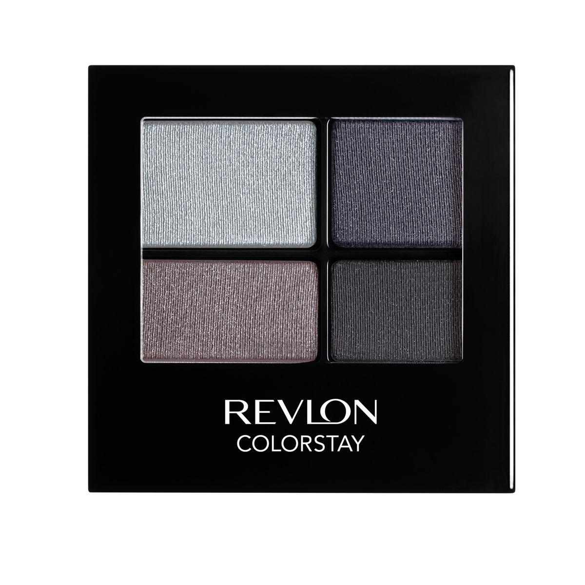 Revlon Тени для Век Четырехцветные Colorstay Eye16 Hour Eye Shadow Quad Siren 525 4,8 г7210767006Colorstay 16 Hour Sahdow - роскошные тени для век с шелковистой текстурой и невероятно стойкой формулой. Теперь ваш макияж сохранит свой безупречный вид не менее 16 часов! Все оттенки гармонично сочетаются друг с другом и легко смешиваются, позволяя создать бесконечное количество вариантов макияжа глаз: от нежных, естественных, едва заметных, до ярких, выразительных, драматических. На оборотной стороне продукта приведена схема нанесения.Аккуратно нанести на веки специальной кисточкой.