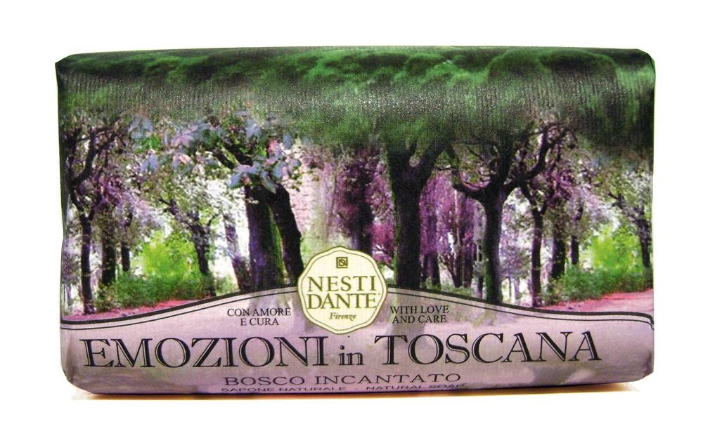 """Мыло Nesti Dante """"Emozioni In Toscana. Очарованный лес"""", 250 г"""