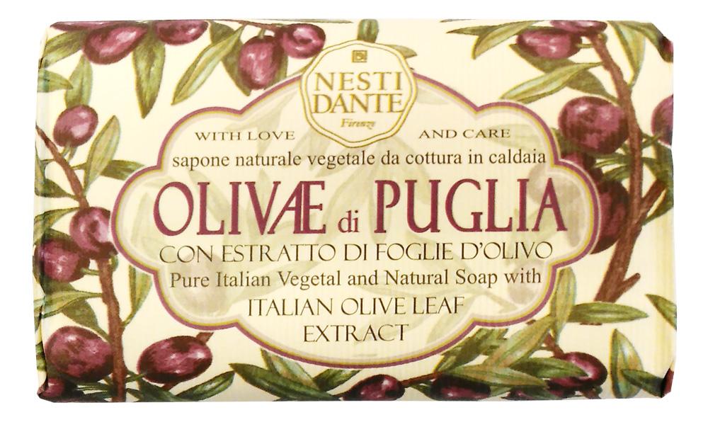 Nesti Dante Мыло Olivae di Puglia - Олива из Апулии 150г nesti dante мыло olivae di toscana тосканская олива 150г