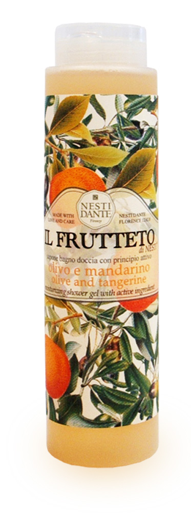 Гель для душа и ванны Nesti Dante Il Frutteto. Оливковое масло и мандарин, 300 мл5033112Великолепный растительный гель для душа и ванны премиум-класса Nesti Dante Il Frutteto. Оливковое масло и мандарин, созданный из выращенных на солнце драгоценных плодов флорентийского сада, сочетает в себе многогранный аромат мандарина, обогащенный драгоценными достоинствами оливкового масла. Гель произведен без применения синтетических ПАВ (таких, как натрия лаурил сульфат). Технология его производства аналогична технологии производства твердого мыла и заключается в процессе омыления, а не в результате смешивания ингредиентов, которое используют другие компании, поэтому гель для душа и ванны Nesti Dante не содержит в своем составе щелочи, не сушит и не раздражает кожу, хорошо пенится.Характеристики:Объем: 300 мл. Производитель: Италия. Товар сертифицирован. Nesti Dante - одна из немногих итальянских мыловаренных фабрик, которая продолжает использовать в производстве только натуральные ингредиенты и кустарный способ производства. Тщательный выбор каждого ингредиента в отдельности позволяет использовать ценное сырье, такое как цельные нейтральные растительные и животные жиры и эти качественные материалы позволяют получать более обогащенное и более мягкое мыло благодаря присутствию фракции глицерида в жирах.