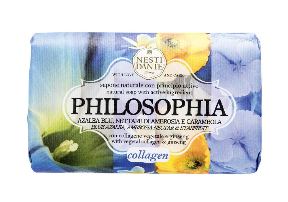 "Nesti Dante Мыло ""Philosophia. Коллаген"", 250 г"
