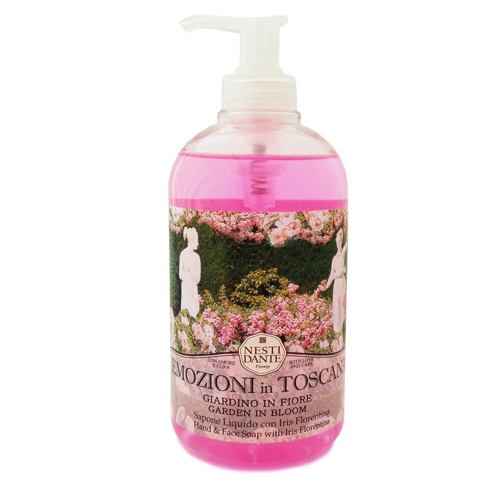 "Жидкое мыло Nesti Dante ""Emozioni In Toscana. Цветущий сад"", 500 мл"