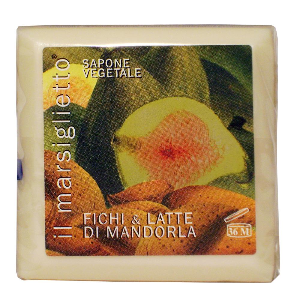 Мыло Nesti Dante Il Marsiglietto. Инжир и миндальное молоко, 100 г1950112Натуральное растительное мыло Nesti Dante Il Marsiglietto. Инжир и миндальное молоко изготовлено по старинным рецептам и по традиционной котловой технологии, в составе мыла только натуральные оливковое и пальмовое масло высочайшего качества, для ароматизации использованы органические эфирные масла. Ежедневный ритуал красоты, любви и заботы не только для тела, но и для души.Il Marsiglietto - линия классического мыла создана для традиционного ухода за кожей. Обогащенное протеинами миндаля мыло Инжир и миндальное молоко взбивается в густую пену, которая бережно очищает кожу лица и тела, превосходно увлажняя и поддерживая оптимальный водный баланс, защищая кожу от сухости и шелушения. Характеристики:Вес: 100 г. Производитель: Италия. Товар сертифицирован. Nesti Dante - одна из немногих итальянских мыловаренных фабрик, которая продолжает использовать в производстве только натуральные ингредиенты и кустарный способ производства. Тщательный выбор каждого ингредиента в отдельности позволяет использовать ценное сырье, такое как цельные нейтральные растительные и животные жиры и эти качественные материалы позволяют получать более обогащенное и более мягкое мыло благодаря присутствию фракции глицерида в жирах.