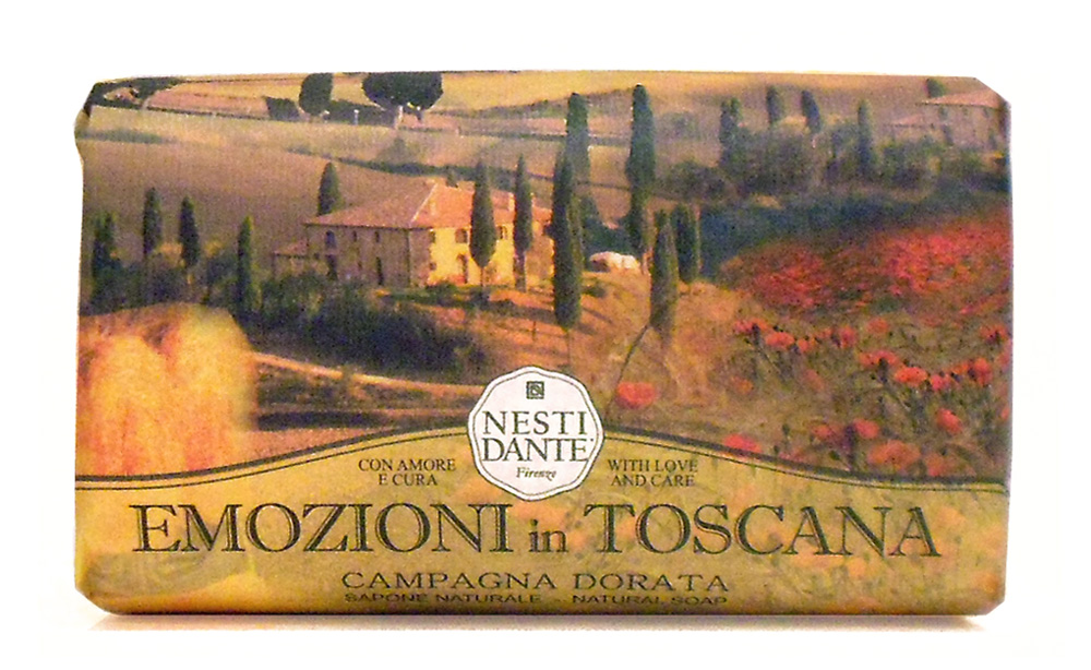 Nesti Dante Мыло Emozioni In Toscana. Золотая осень, 250 г nesti dante мыло золотая осень 250 гр