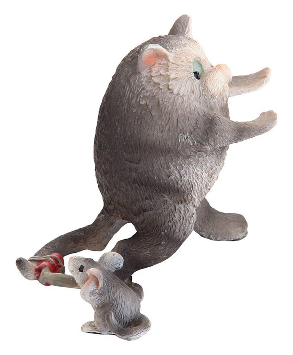 Фигурка декоративная Elan Gallery Роковая страсть, высота 7,5 см фигурки elan gallery фигурка декоративная кот почтальон