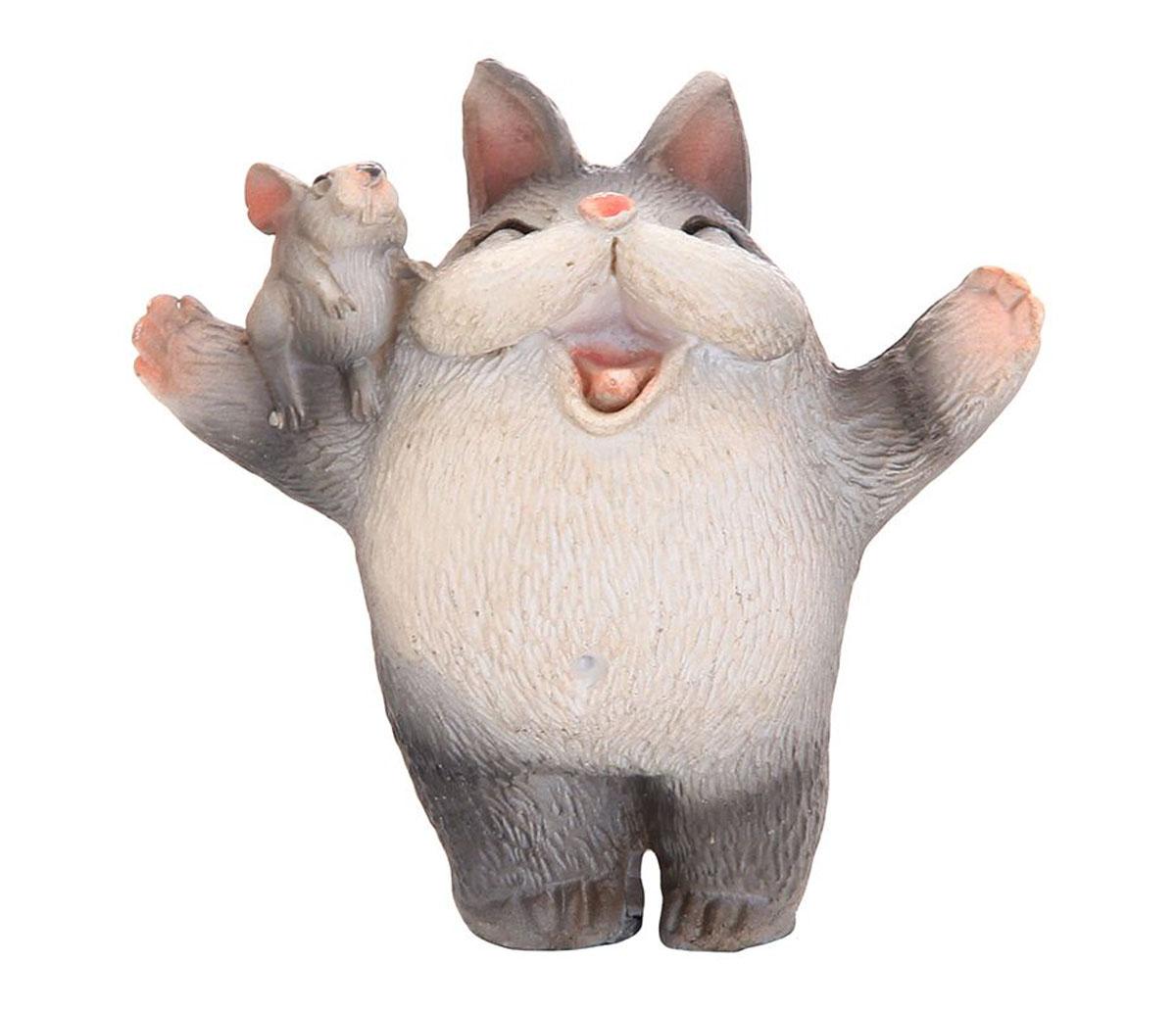 Фигурка декоративная Elan Gallery Эйфория, высота 5,5 см фигурки elan gallery фигурка декоративная кот почтальон